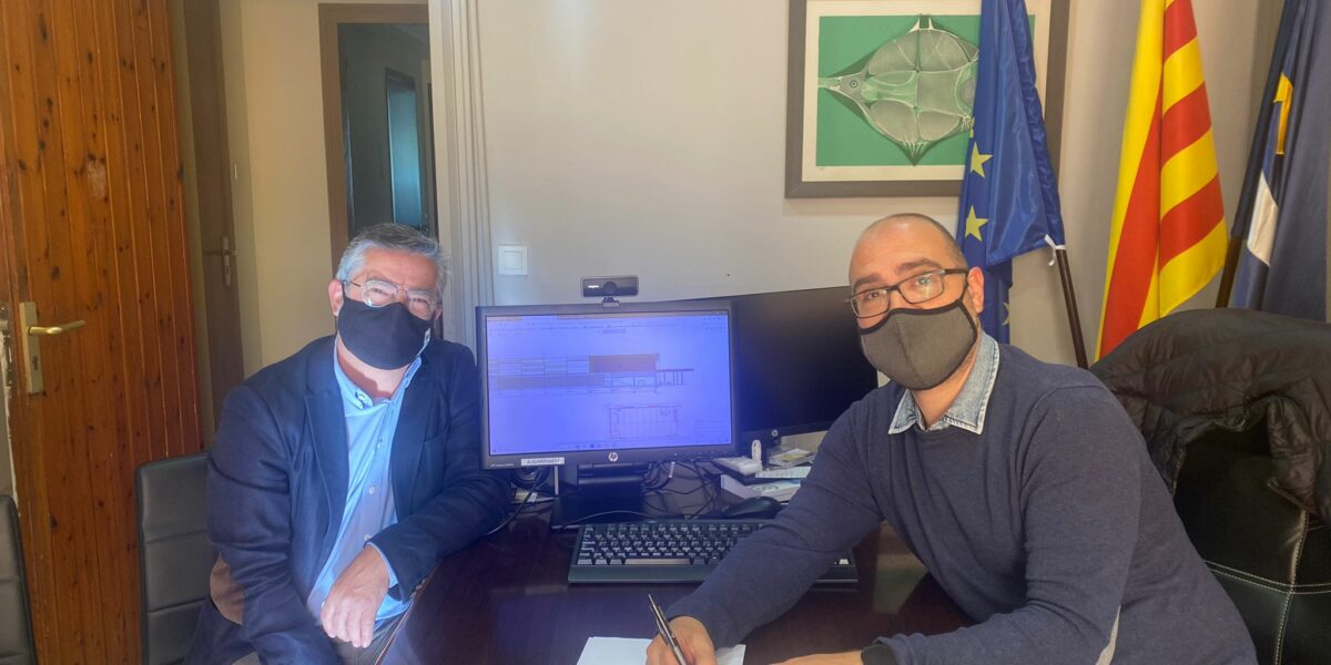 Signatura_ Sr Narcis Fajula i Sr Albert Aranda